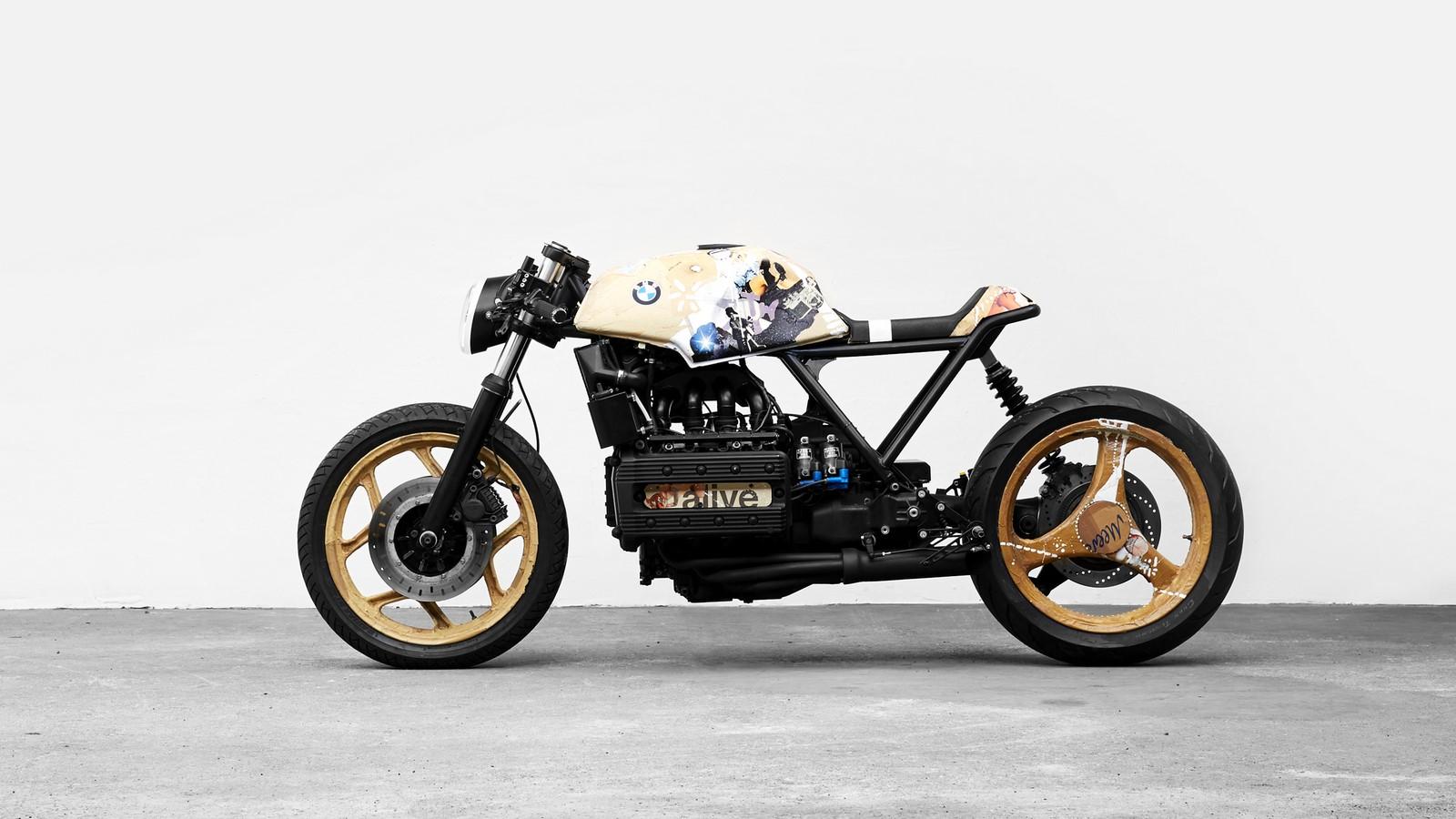 Impuls K101 - RocketGarage - Cafe Racer Magazine