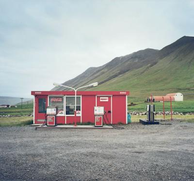 Essence et stations-services en Islande