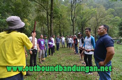 Biaya Paket Outbound Bandungan, Wisata Outbound Bandungan