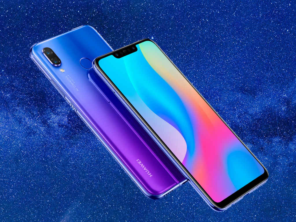 Huawei Nova 3, Nova 3i Launched In India With 4 Cameras At