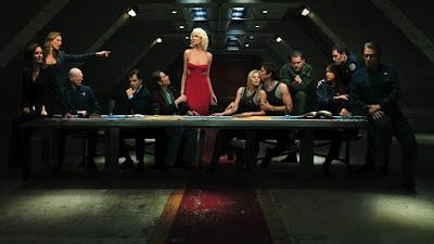 Maio na Amazon Prime Video - Battlestar Galactica
