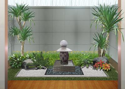 Tips Cara Membuat Taman Rumah Asri Sederhana
