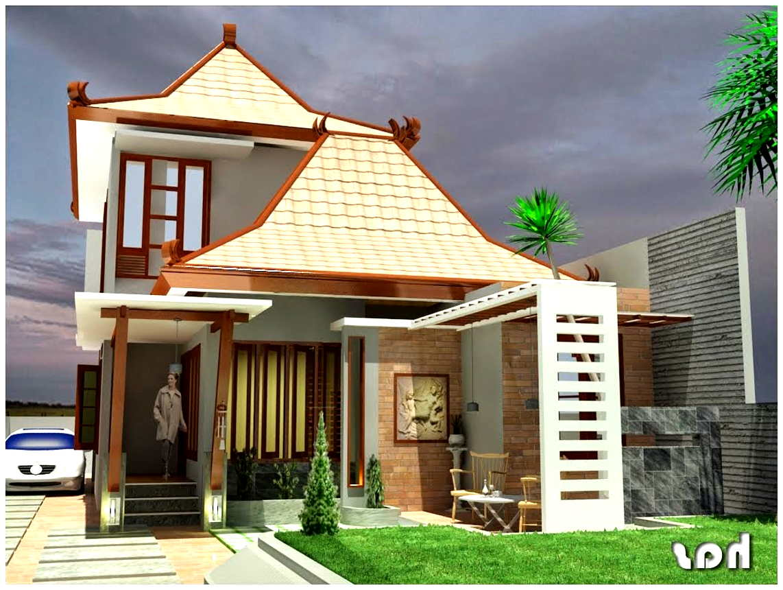 50 Model Rumah Joglo Minimalis Modern Terbaru 2018 Model Desain