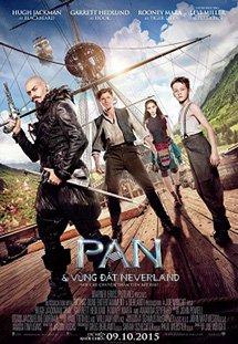 Pan Và Vùng Đất Neverland 2015