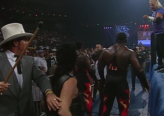 WCW FALL BRAWL 1996 REVIEW: Harlem Heat successfully defended the WCW Tag Team Championship against the Nasty Boys