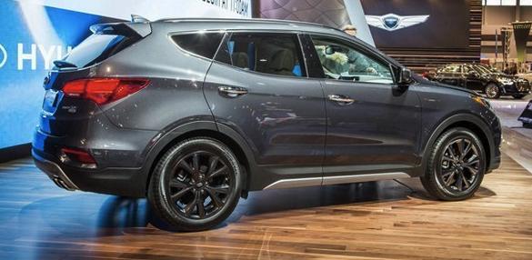 2019 Hyundai Santa Fe Sport Review Cars Auto Express New And