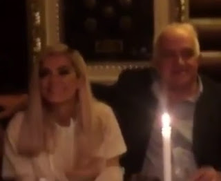 Bebe Rexha sings again in Albanian with her family