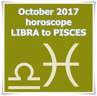 october 2017 horoscope oracle libra scorpio sagittarius capricorn aquarius pisces