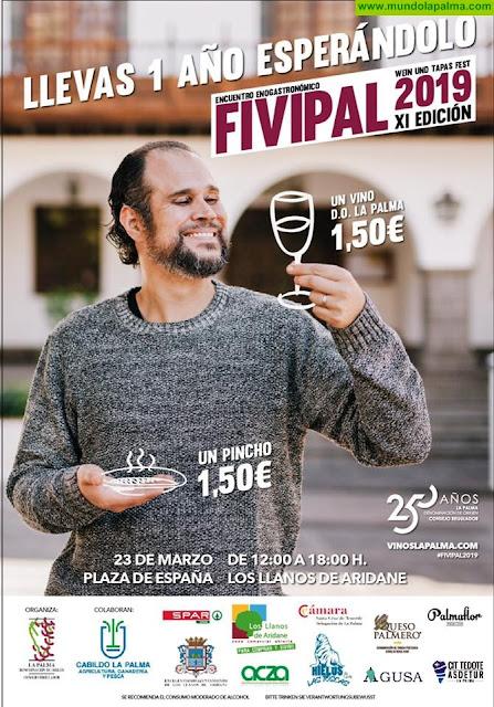 FIVIPAL 2019 - Los Llanos de Aridane