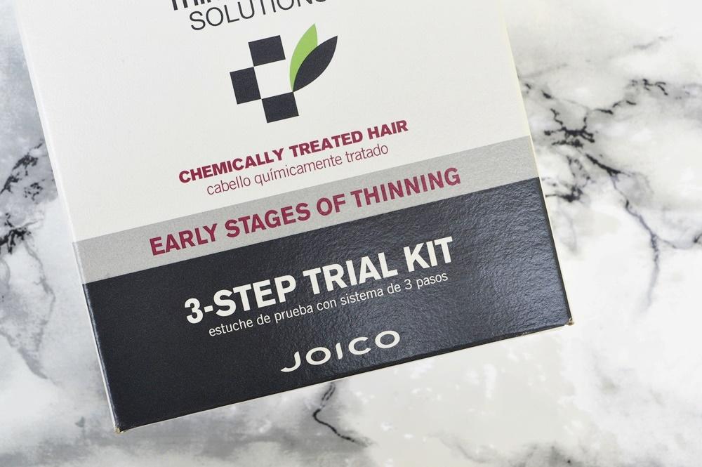 JOICO 3-STEP TRIAL KIT