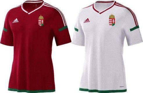 ハンガリー代表 ユーロ2016 ユニ...