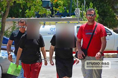 Αργολίδα: Στο εισαγγελέα Ναυπλίου δύο άνδρες από το Άργος με την κατηγορία για ασέλγεια σε βάρος 12χρονου παιδιού