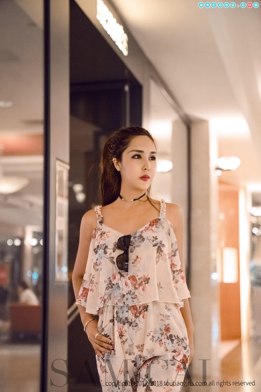 Image TouTiao-2018-04-13-Cai-Nan-MrCong.com-001 in post TouTiao 2018-04-13: Người mẫu Cai Nan (蔡楠) (13 ảnh)