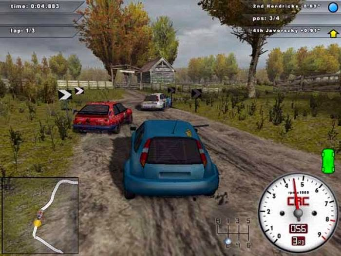 Cross racing championship 2005 PC game crack Download