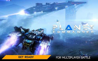 Planet Commander Mod Apk Unlimited Money