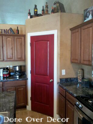 A Painted Nest Custom Order Painted Pantry Doors