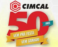 Participar Promoção Cimcal 50 Anos