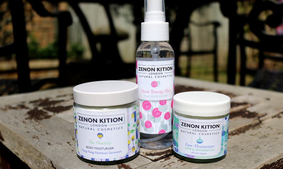 The Healing Body Moisturiser, Floral Beauty Mist & Hemp and Grapeseed Face Moisturiser review