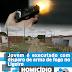 Jovem é executado com disparo de arma de fogo no Ligeiro