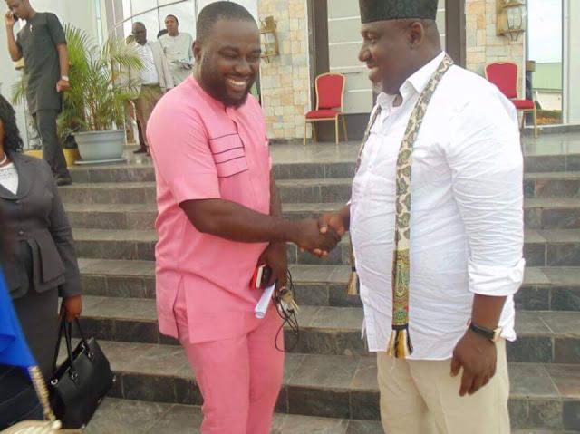 Okorocha Hits Deputy, Prince Eze Madumere Again, Sacks Mbaitoli TC Chairman