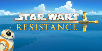 News: Star Wars Resistance To Premiere In October – Character Art Revealed