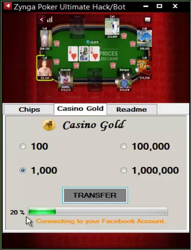 Zynga Poker Cheats