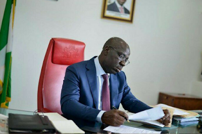 Governor Obaseki Rejects Award, Says