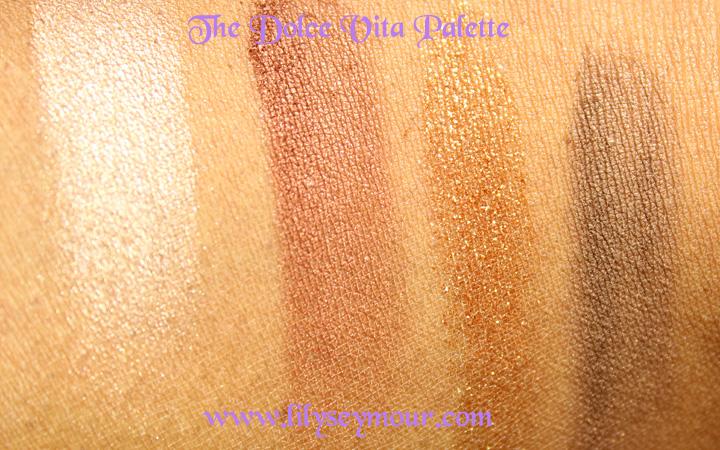 Charlotte ilbury The Dolce Vita Palette