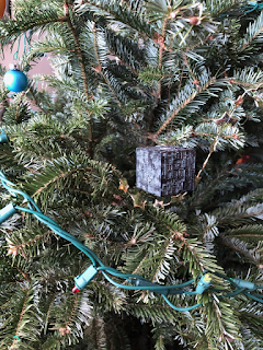 Holiday Borg Cube