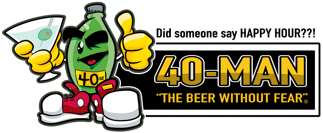 40-man: The Beer Without Fear