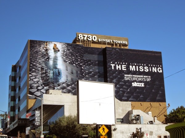 The Missing limited series billboard