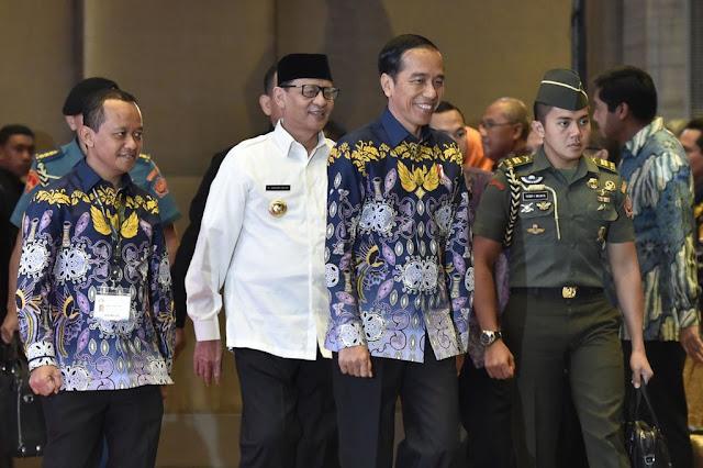 Jokowi Persilakan Semua Partai Baru Jika Ingin Bertemu Dengannya