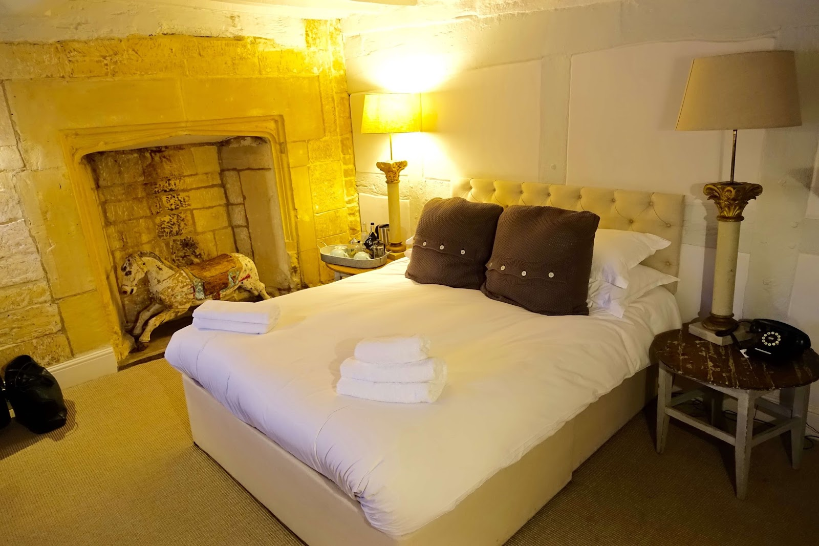 The Lion Inn Winchcombe accomodation