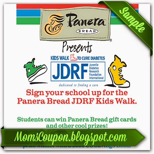 coupons for panera bread online