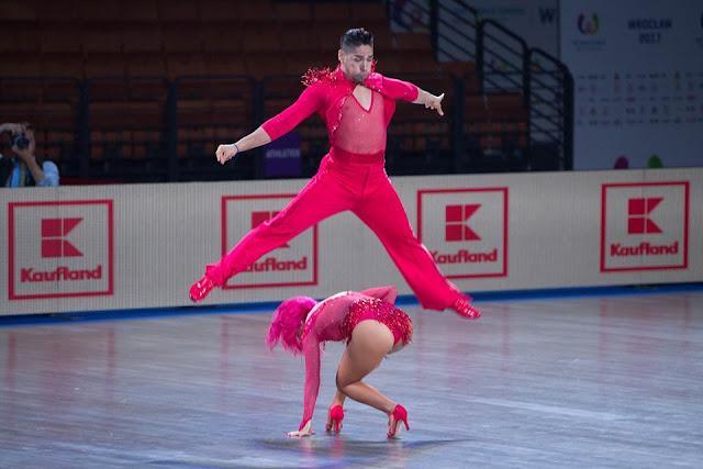 Colombia dominó la Categoría de salsa del Baile deportivo en los Juegos Mundiales 2017