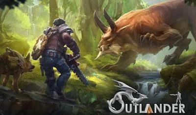 Outlander MOD (MOD MENU) APK + OBB Download