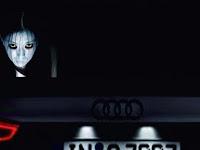 Gokil! Stiker Mobil Ini Bisa Pengendara Lain Kaget