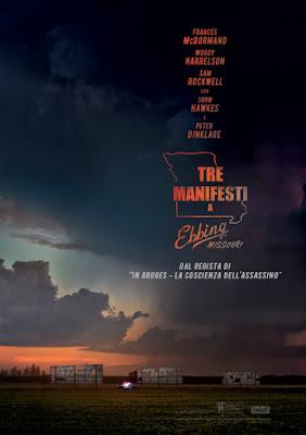 Tre Manifesti A Ebbing, Missouri Film