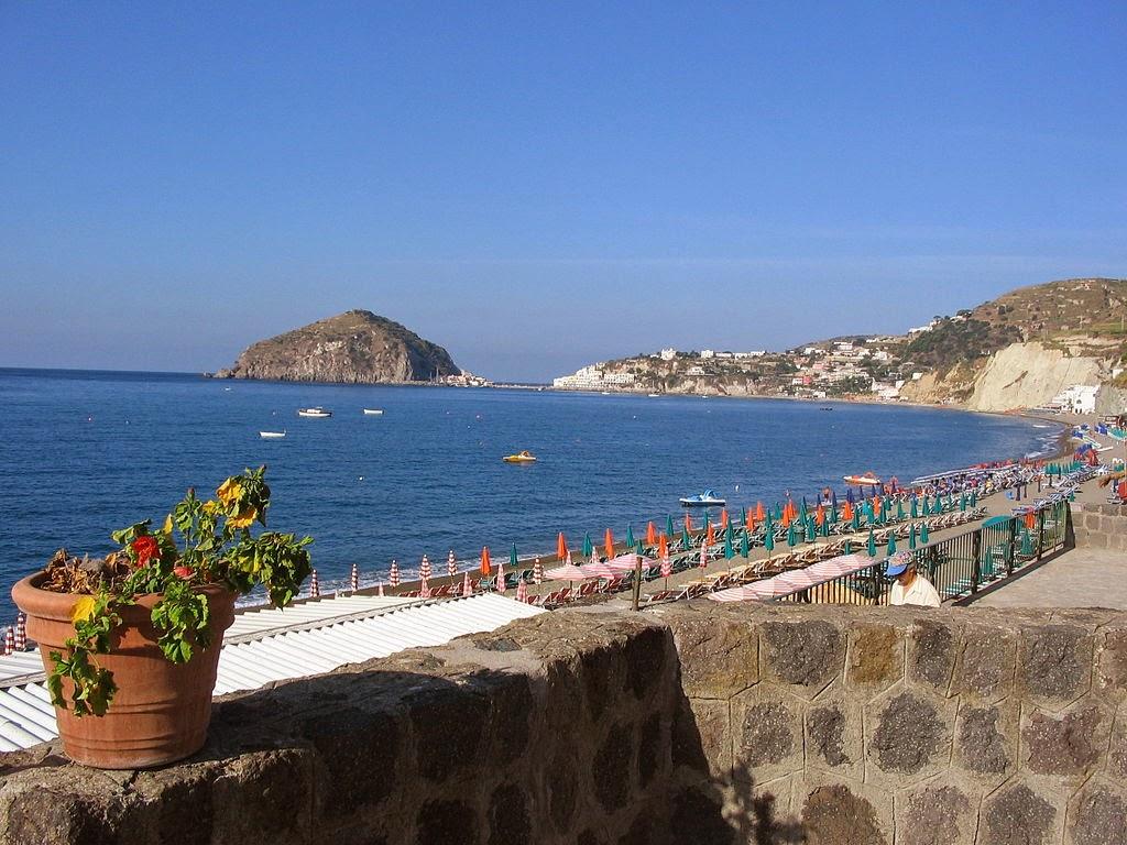 Isola di Ischia, Provincia di Napoli
