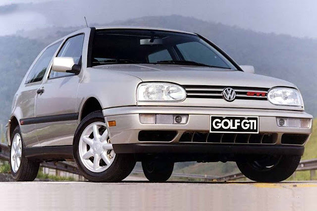 VW Golf GTI 1994