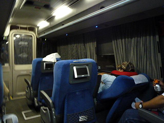 Autobús ADO platino