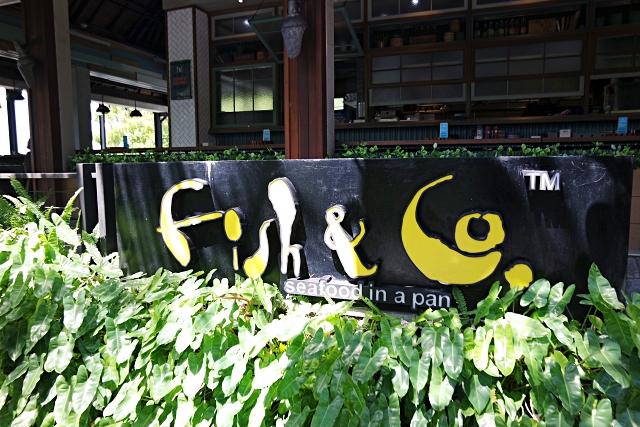 Family-Friendly Restaurant at Samasta Bali: Fish & Co