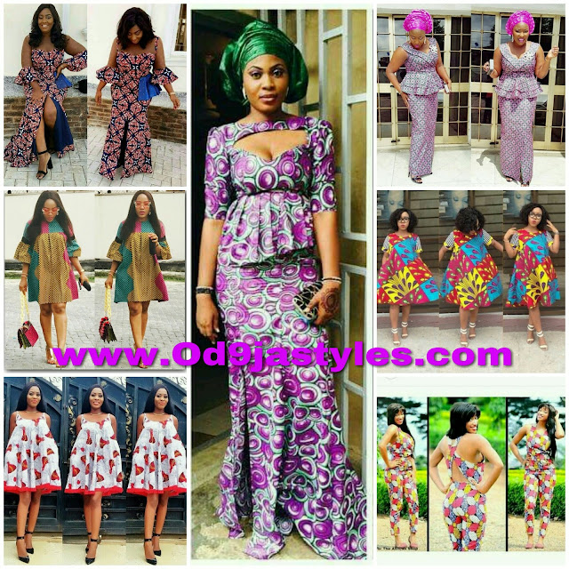 New Ankara styles that are killing the scene