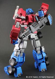 Optimus Prime - Hero Of Steel