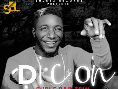 DOWNLOAD MP3: Dicon - Shole Rap Tomi