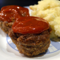 Perfect Mini Meatloaf