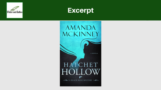 #Excerpt: Hatchet Hollow by Amanda McKinney