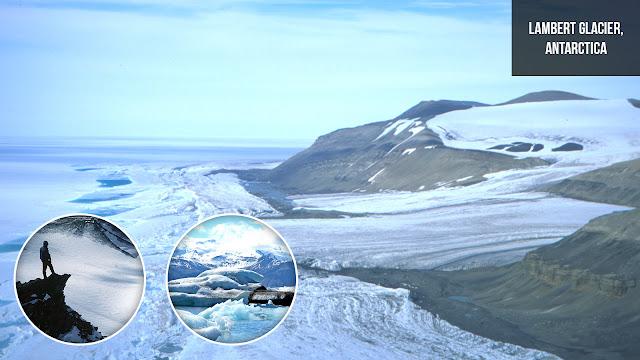 Lambert Glacier, Antarctica