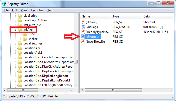 """Cara Memperbaiki Manage""""File does not have a program associated witk it"""" Error"""