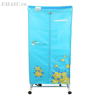 Nơi bán tủ sấy quần áo có điều khiển từ xa Tiross TS882 (TS-882) chính hãng uy tín giảm giá 45%